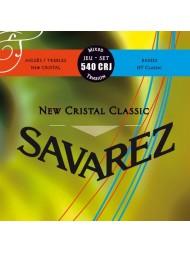 Savarez New Cristal Classic 540CRJ tension mixte