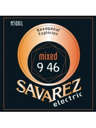 Savarez Electric Hexagonal Explosion H50XLL mixed