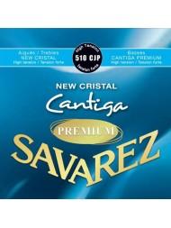 Savarez New Cristal Cantiga Premium 510CJP tension forte