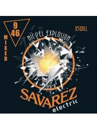 Savarez Electric Nickel Explosion X50XLL mixed