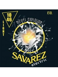 Savarez Electric Nickel Explosion X50L light