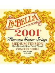 La Bella 2001 Flamenco Concert tension moyenne