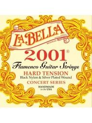 La Bella 2001 Flamenco Concert tension forte