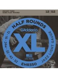 D'Addario Half Rounds EHR350 Tension Jazz Light