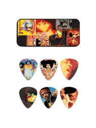 Dunlop médiators Jimi Hendrix Montage PT08H heavy