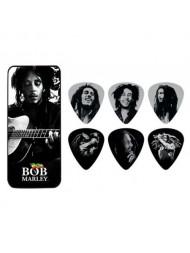 Dunlop médiators Bob Marley Silver PT03M medium