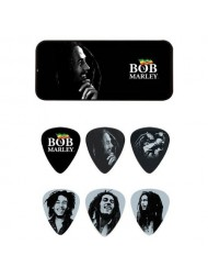 Dunlop médiators Bob Marley Silver PT04H heavy