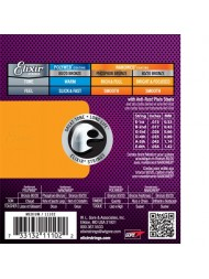 Elixir Acoustic NanoWeb Bronze 11102 medium