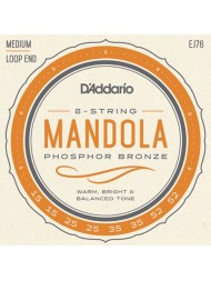 D'Addario Mandole EJ76 Medium