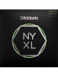 D'Addario NYXL45105 Tension light top medium bottom