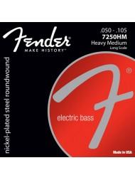 Fender basse Super 7250's 7250HM heavy medium