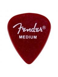 Fender médiators California Clear Apple Red medium
