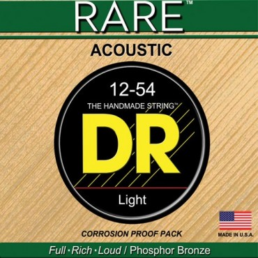 DR Rare Acoustic RPM-12 light