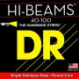DR Electric Bass Hi-Beams LR-40