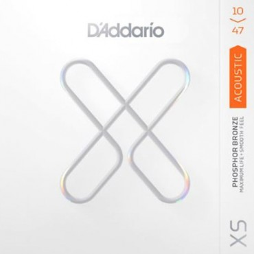 D'Addario XSAPB1047 Tension Extra light