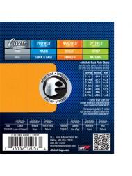 Elixir Electric Nanoweb 7 cordes 12057 light