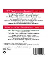 Savarez New Cristal Corum 500CR tension normale