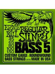 Ernie Ball Slinky basse 5 cordes 2836 regular