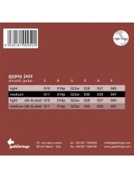 Galli Gypsy Jazz à boucle GSB11LE medium