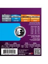 Elixir Acoustic PolyWeb Bronze 11025 custom light