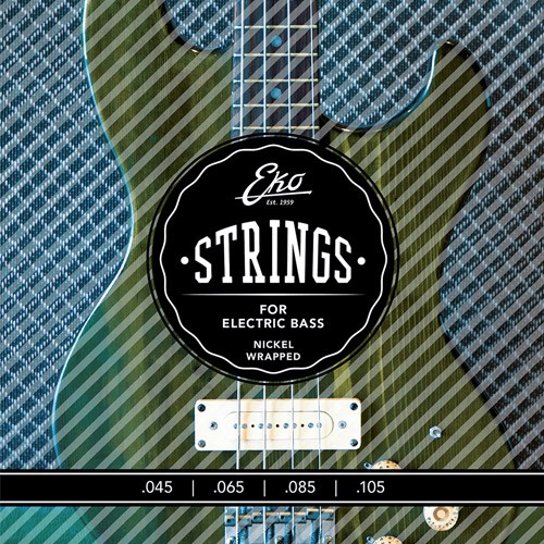 Eko Electric Bass EB45105M medium