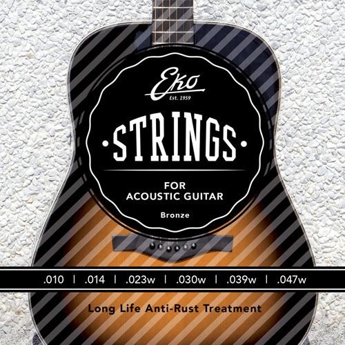 Eko Acoustic Bronze ACB1047L light