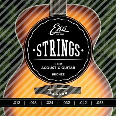 Eko Acoustic Bronze ACB1253M medium