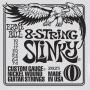 Ernie Ball Slinky 8 cordes 2625
