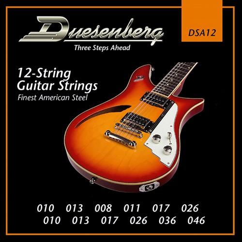 Duesenberg électrique DSA12