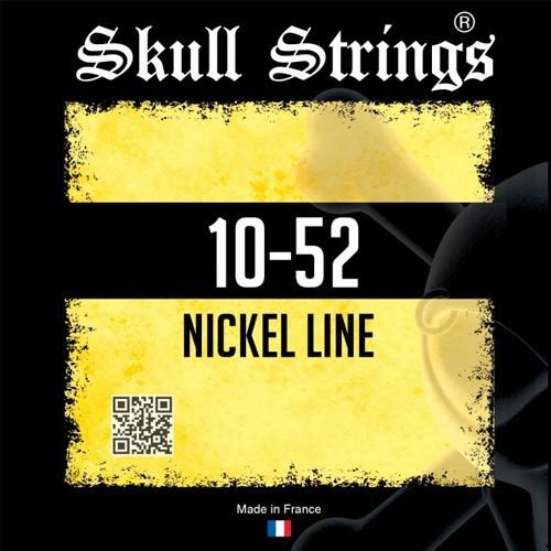 Skull Strings Nickel Line Standard SKUNSTD1052 medium