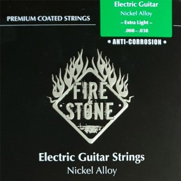 Fire'Stone Electric Premium Coated extra light