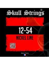 Skull Strings Nickel Line Standard SKUNSTD1254 heavy