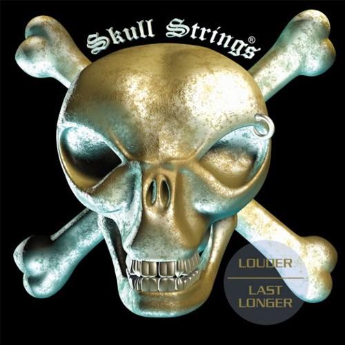 Skull Strings Bass Line SKUNB4MLJL medium light