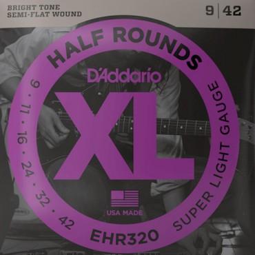 D'Addario Half Rounds...