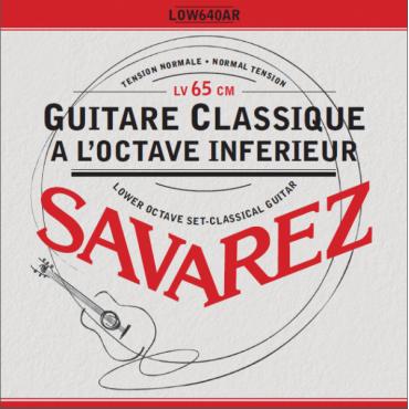 SAVAREZ OCTAVE INFERIEURE...