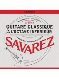 SAVAREZ OCTAVE INFERIEURE LOW640R TENSION NORMALE