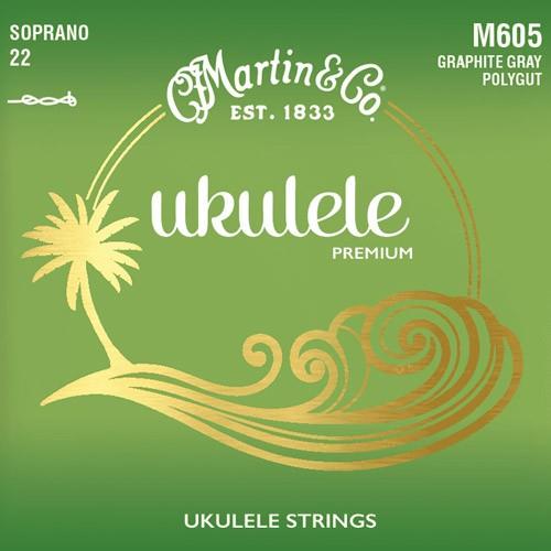 Martin Ukulélé Soprano M605