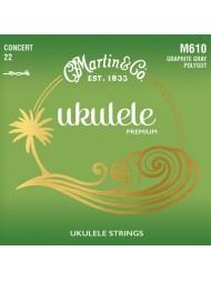 Martin Ukulélé Concert M610