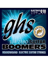 GHS Sub Zero Guitar Boomers CR-GBL light