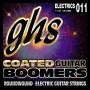 GHS Coated Guitar Boomers CB-GBM medium
