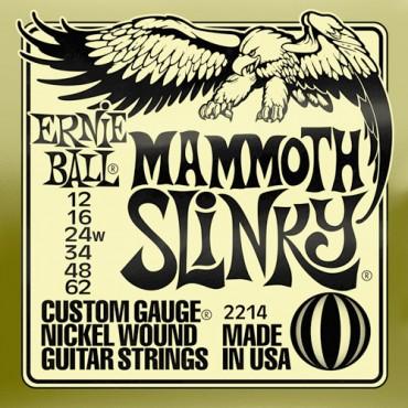 Ernie Ball Slinky 2214 mammoth