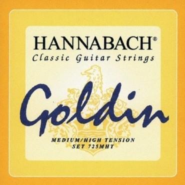 Hannabach cordes de guitare classique s/érie 950 Medium//High Tension Titanyl Jeu de 3 Basses