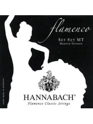 Hannabach flamenco 827MT medium tension