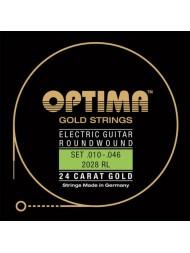Optima Electric Gold 2028RL regular light