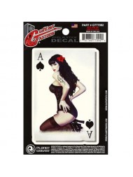 Planet Waves Tattoo Ace Pin Up GT77092