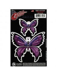 Planet Waves Tattoo Tribal Butterfly GT77018