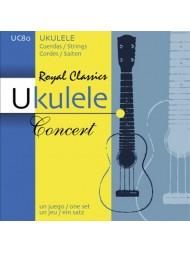 Royal Classics Ukulélé Concert UC80