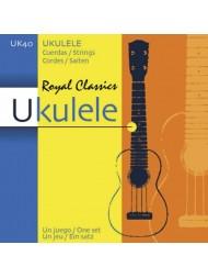 Royal Classics Ukulélé Soprano UK40