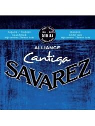 Savarez Alliance Cantiga 510AJ tension forte