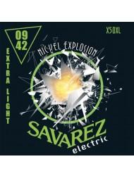 Savarez Electric Nickel Explosion X50XL extra light
